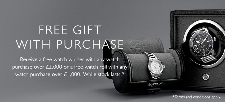 Gift With Purchase Promotion