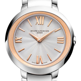 Click to view all Baume & Mercier Ladies Watches
