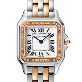 Click to Shop Cartier Ladies Watches