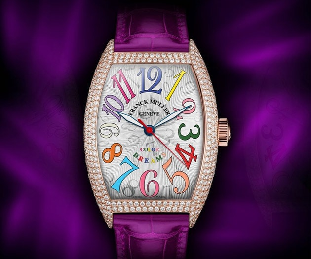 Franck Muller Cintree Curvex Collection