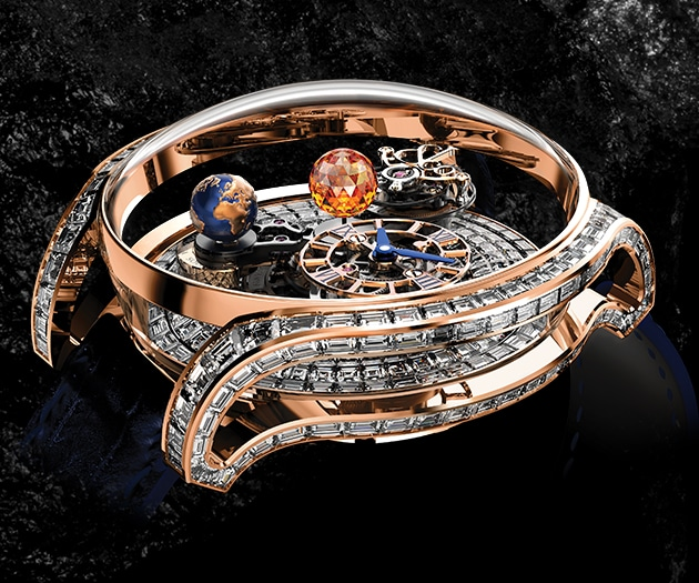 Jacob & Co Grand Complication Masterpieces Collection