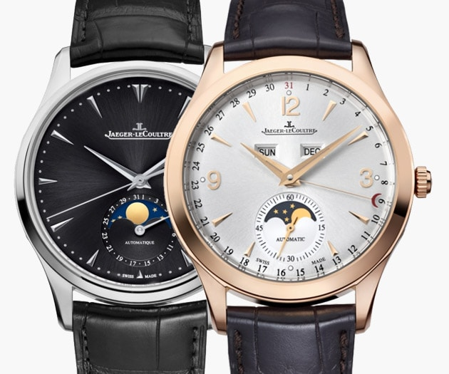 Jaeger LeCoultre Master Collection