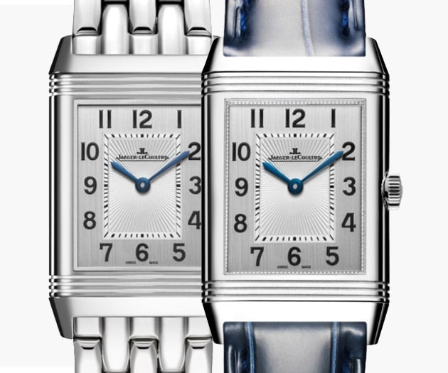 Jaeger LeCoultre Reverso Collection