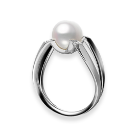 Click To View All Mikimoto Rings