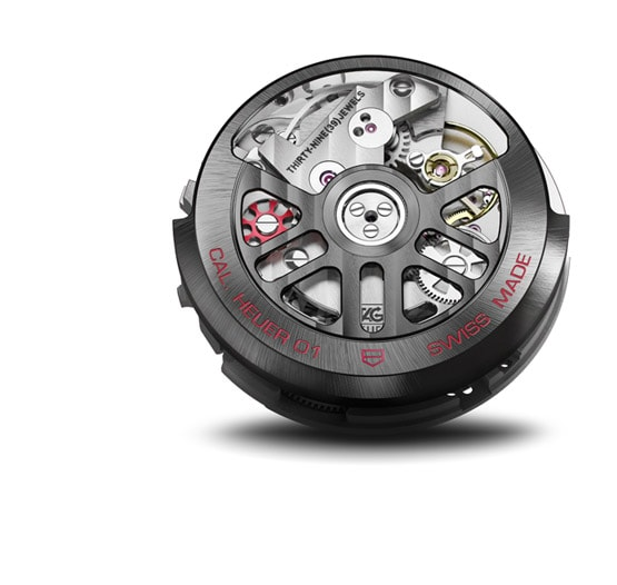 Tag Heuer About Image