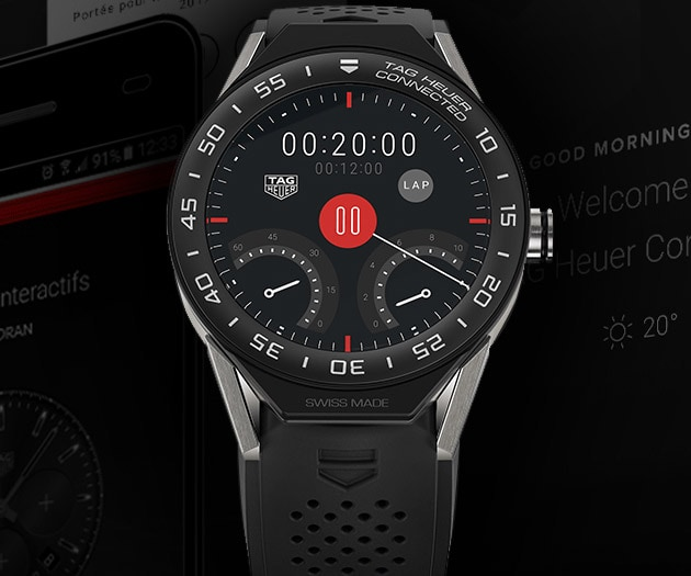 TAG Heuer Connected Collection
