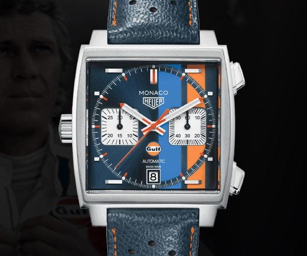 TAG Heuer Monaco Collection