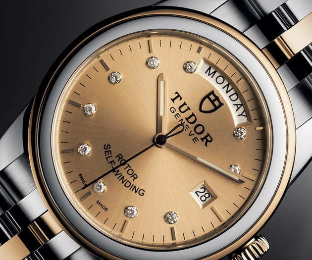 Tudor Glamour Collection
