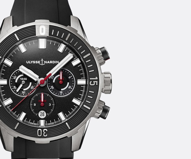 Ulysse Nardin Diver Collection