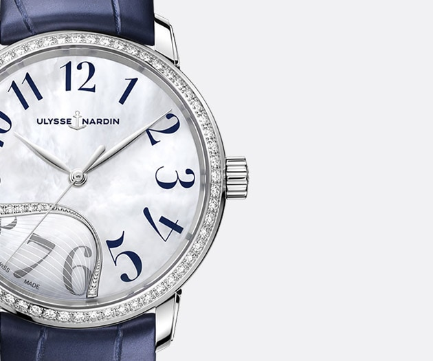 Ulysse Nardin Classico Collection