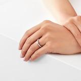 Goldsmiths Platinum 0.50ct Goldsmiths Brightest Diamond Ring