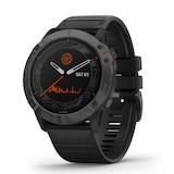 Garmin Fenix 6X Pro Solar Carbon Grey Smartwatch
