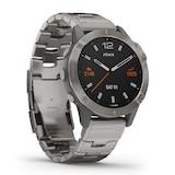 Garmin Fenix 6 Sapphire Titanium Grey Smartwatch