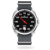 MeisterSinger Metris Black Automatic Unisex Watch