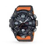 Casio G-SHOCK Mudmaster Carbon Core Bluetooth Orange Gents Watch