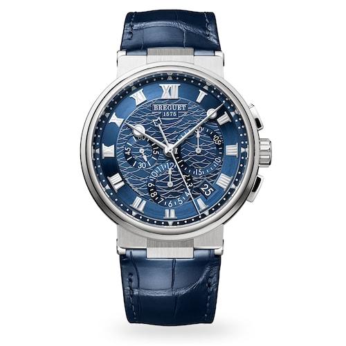 Breguet Marine Chronograph 5527BB/Y2/9WV