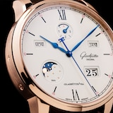 Glashutte Original Senator Excellence Perpetual Calendar Mens Watch