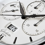 Glashutte Original Senator Chronograph Panorama Date Mens Watch
