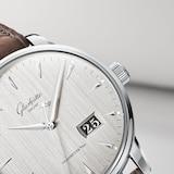 Glashutte Original Senator Excellence Panorama Date Mens Watch