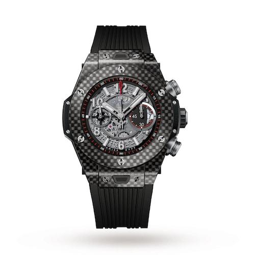 Hublot Big Bang UNICO Carbon 45mm Mens Watch