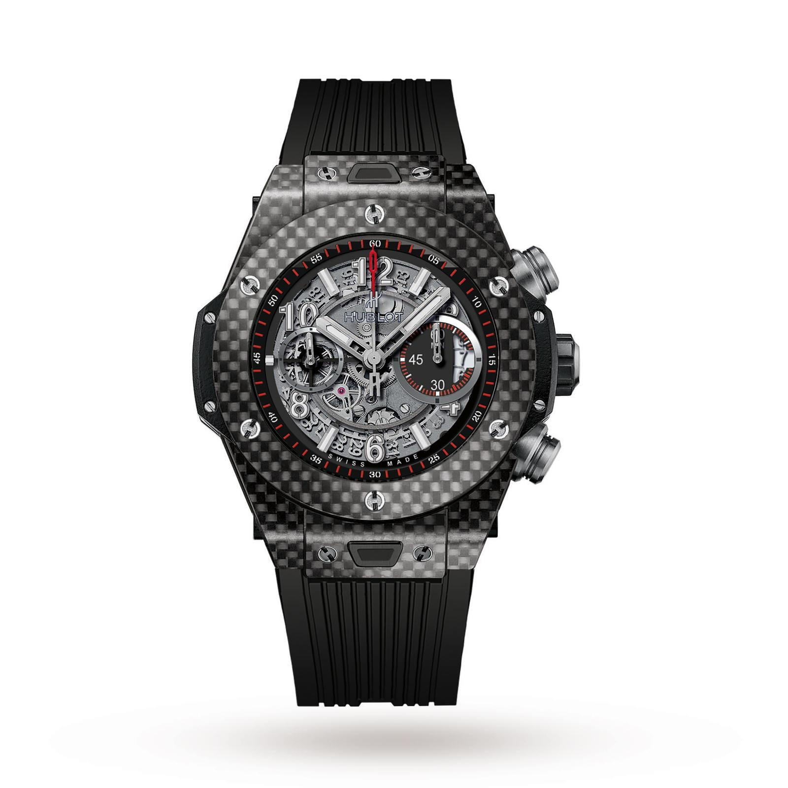 Hublot Hublot Big Bang UNICO Carbon 45mm Mens Watch