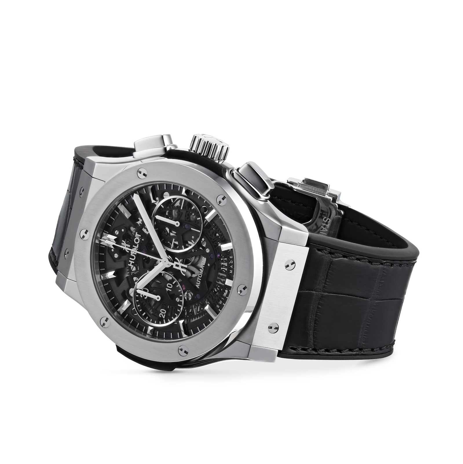 Hublot Hublot Classic Fusion Aerofusion Titanium 45mm Mens Watch