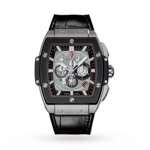 Hublot Spirit of Big Bang Titanium Ceramic 45mm Mens Watch