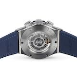 Hublot Classic Fusion Blue Chronograph Titanium 45mm