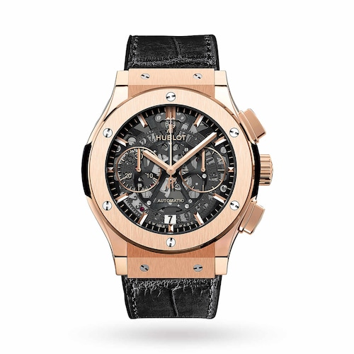 Hublot Classic Fusion Aerofusion King Gold 45mm Mens Watch