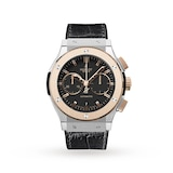 Hublot Classic Fusion Chronograph Titanium King Gold 45mm Mens Watch