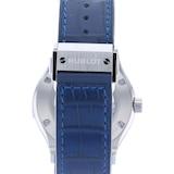 Hublot Classic Fusion Blue Titanium 42mm Mens Watch