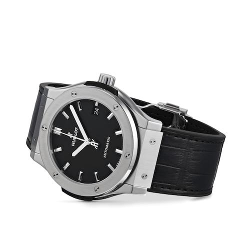 Hublot Classic Fusion Titanium 45mm Mens Watch