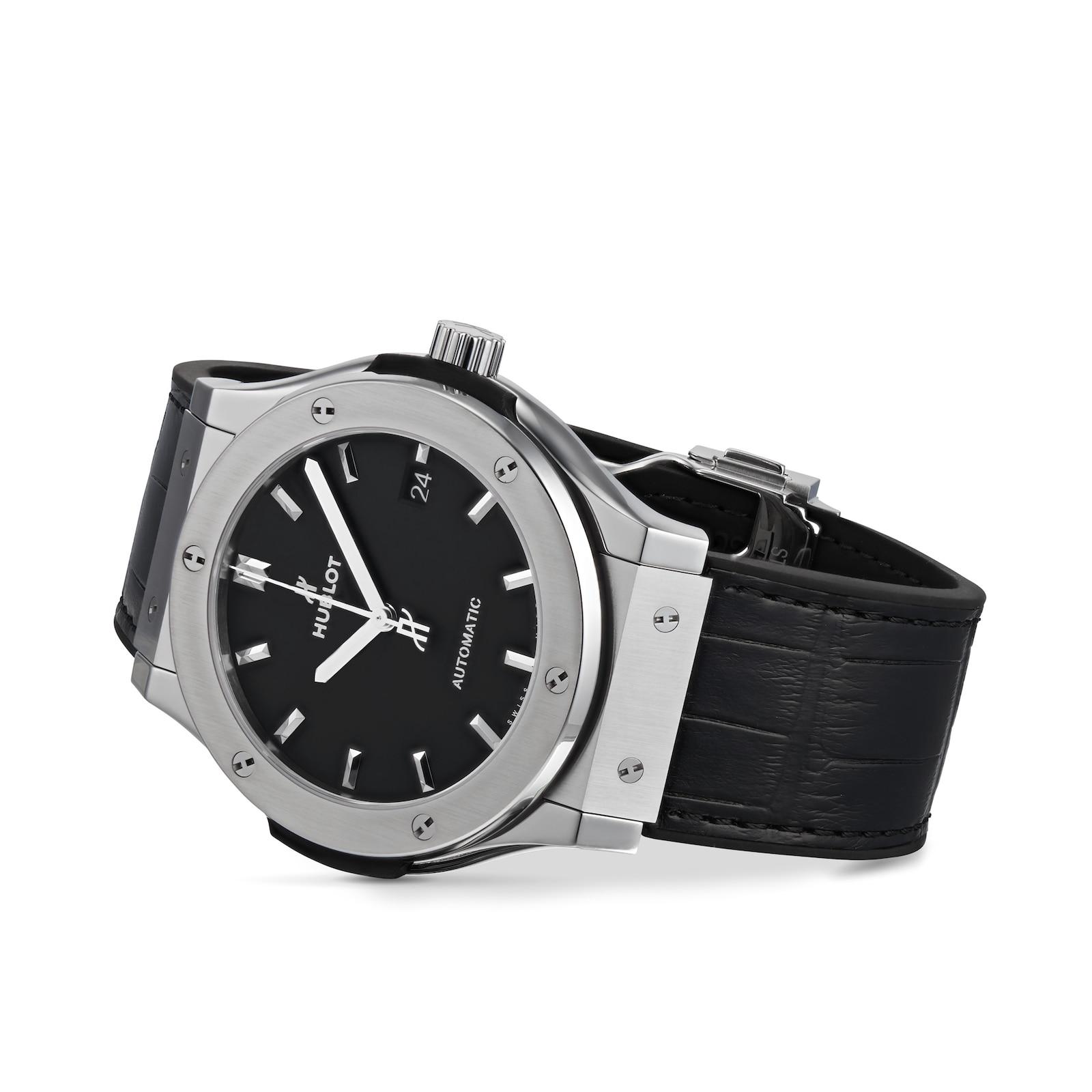 Hublot Hublot Classic Fusion Titanium 45mm Mens Watch