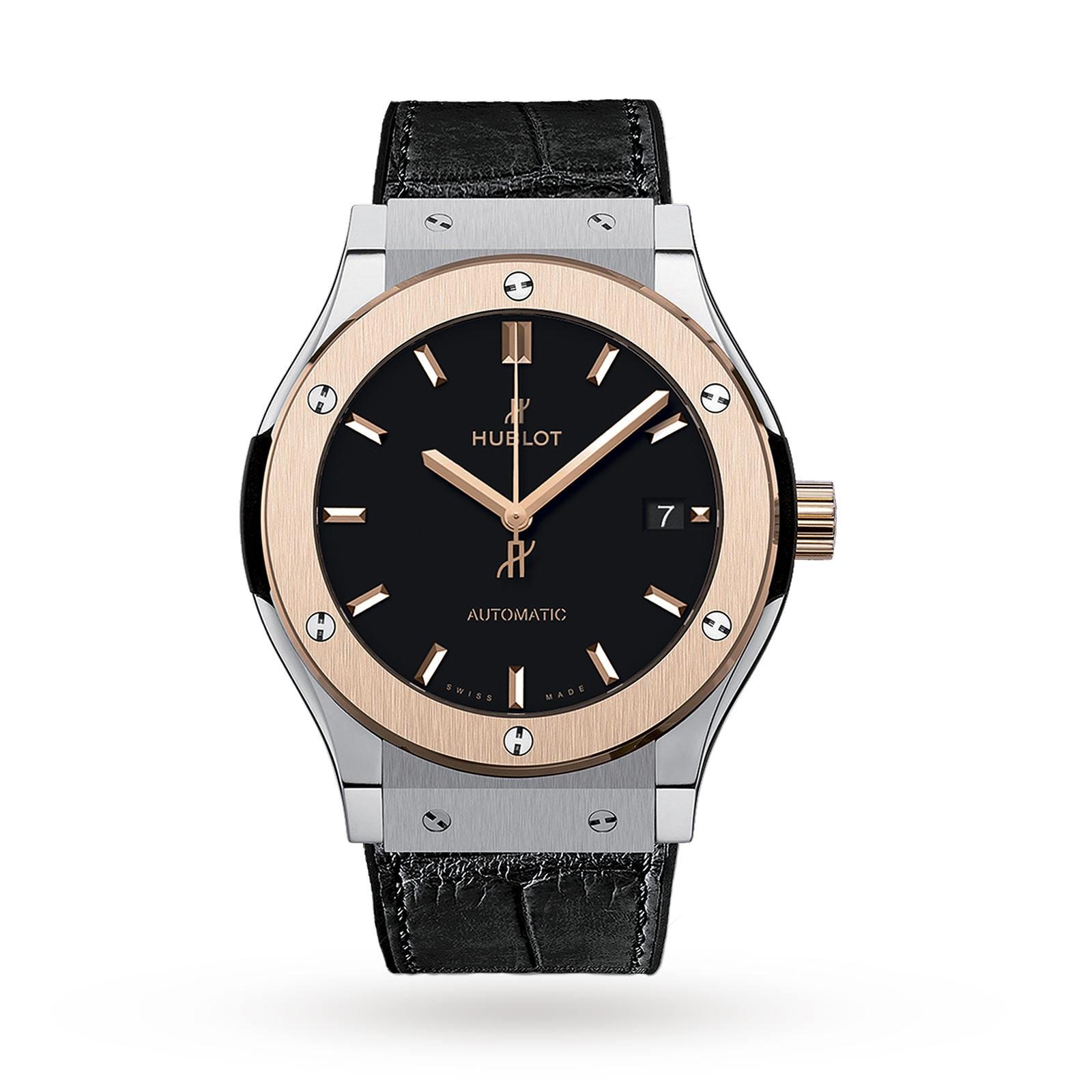 Hublot Hublot Classic Fusion Titanium King Gold 45mm Mens Watch