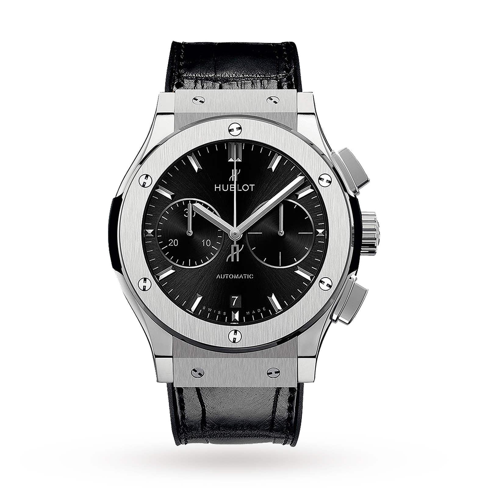 Hublot Hublot Classic Fusion Chronograph Titanium 42mm Mens Watch