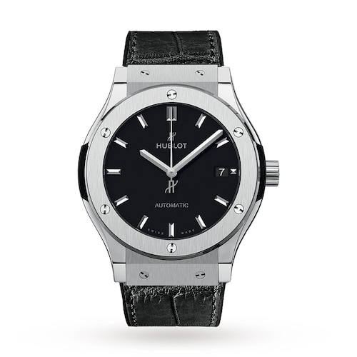 Hublot Classic Fusion Titanium 42mm Mens Watch