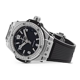 Hublot Big Bang One Click Steel Diamonds 39mm