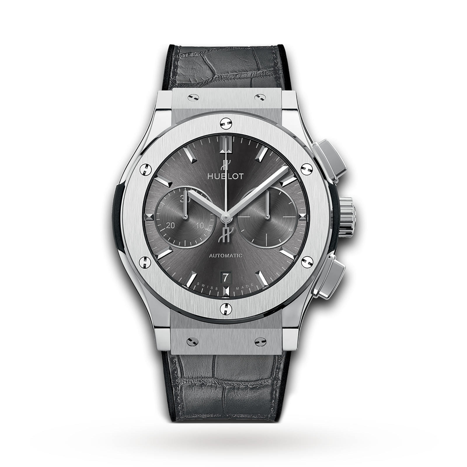 Hublot Hublot Classic Fusion Racing Grey Chronograph Titanium 45mm Mens Watch