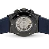 Hublot Classic Fusion Ceramic Blue Chronograph 45mm