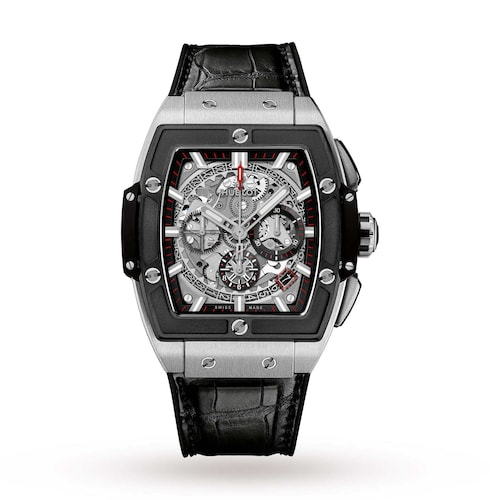 Hublot Spirit of Big Bang Titanium Ceramic 42mm Mens Watch