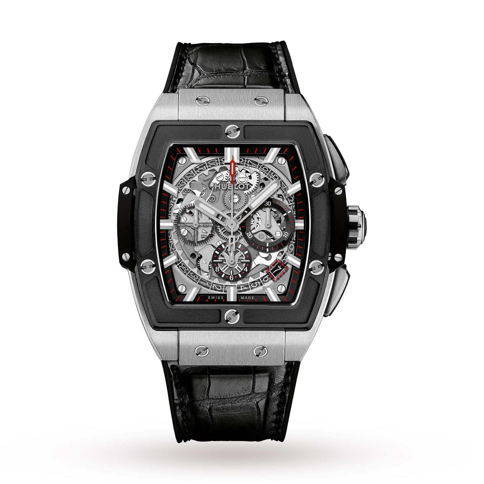 Hublot Hublot Spirit of Big Bang Titanium Ceramic 42mm Mens Watch