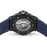 Hublot Big Bang Ceramic Blue Chronograph 44mm