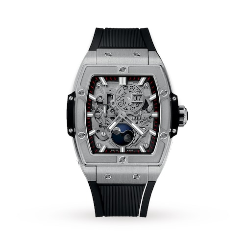 Hublot Spirit of Big Bang Moonphase Titanium 42mm Mens Watch