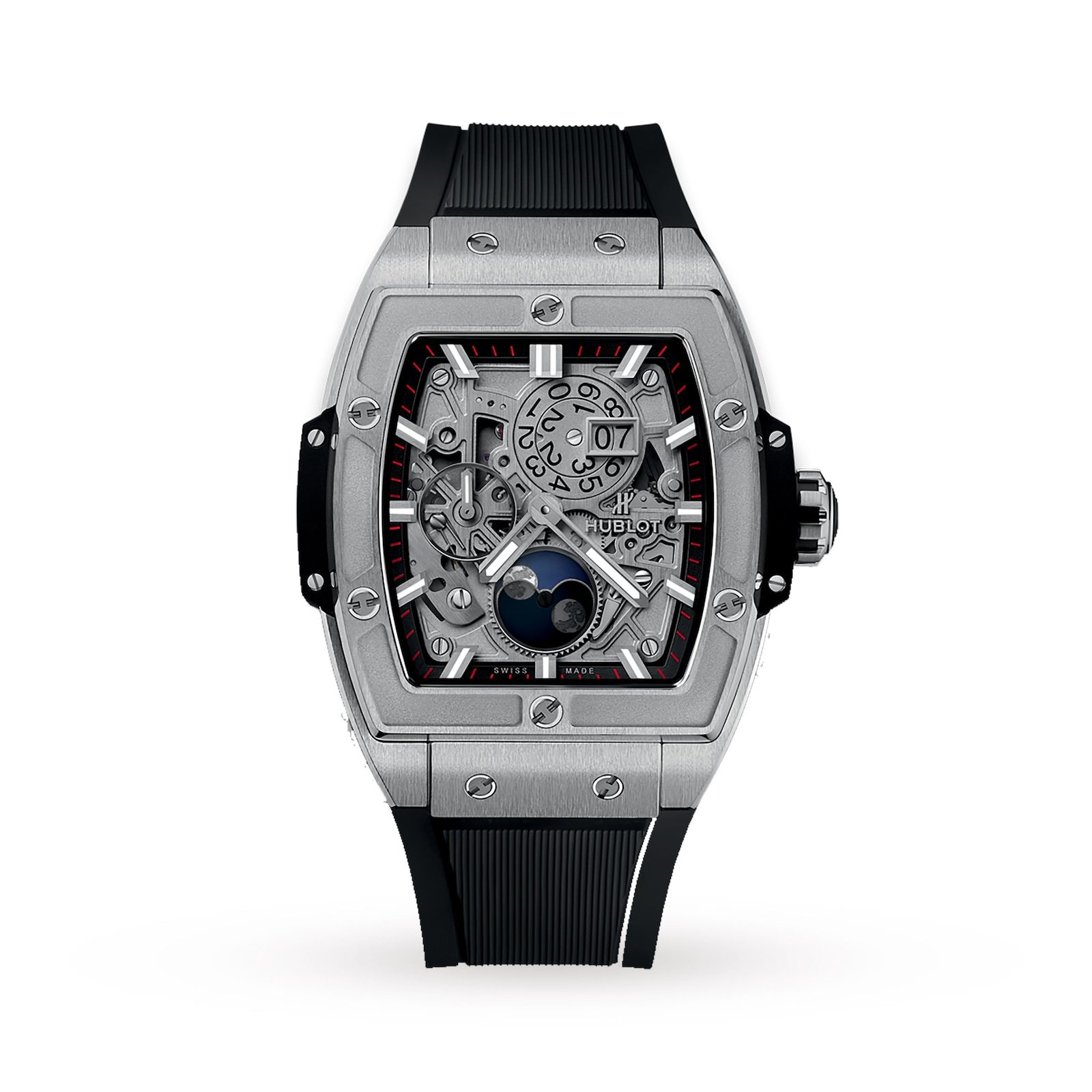 Hublot Hublot Spirit of Big Bang Moonphase Titanium 42mm Mens Watch