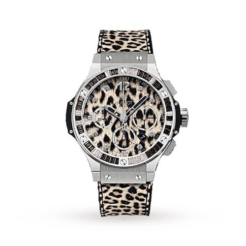 Hublot Big Bang Chronograph Snow Leopard 41mm UNISEX Watch