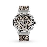 Hublot Big Bang Chronograph Snow Leopard 41mm