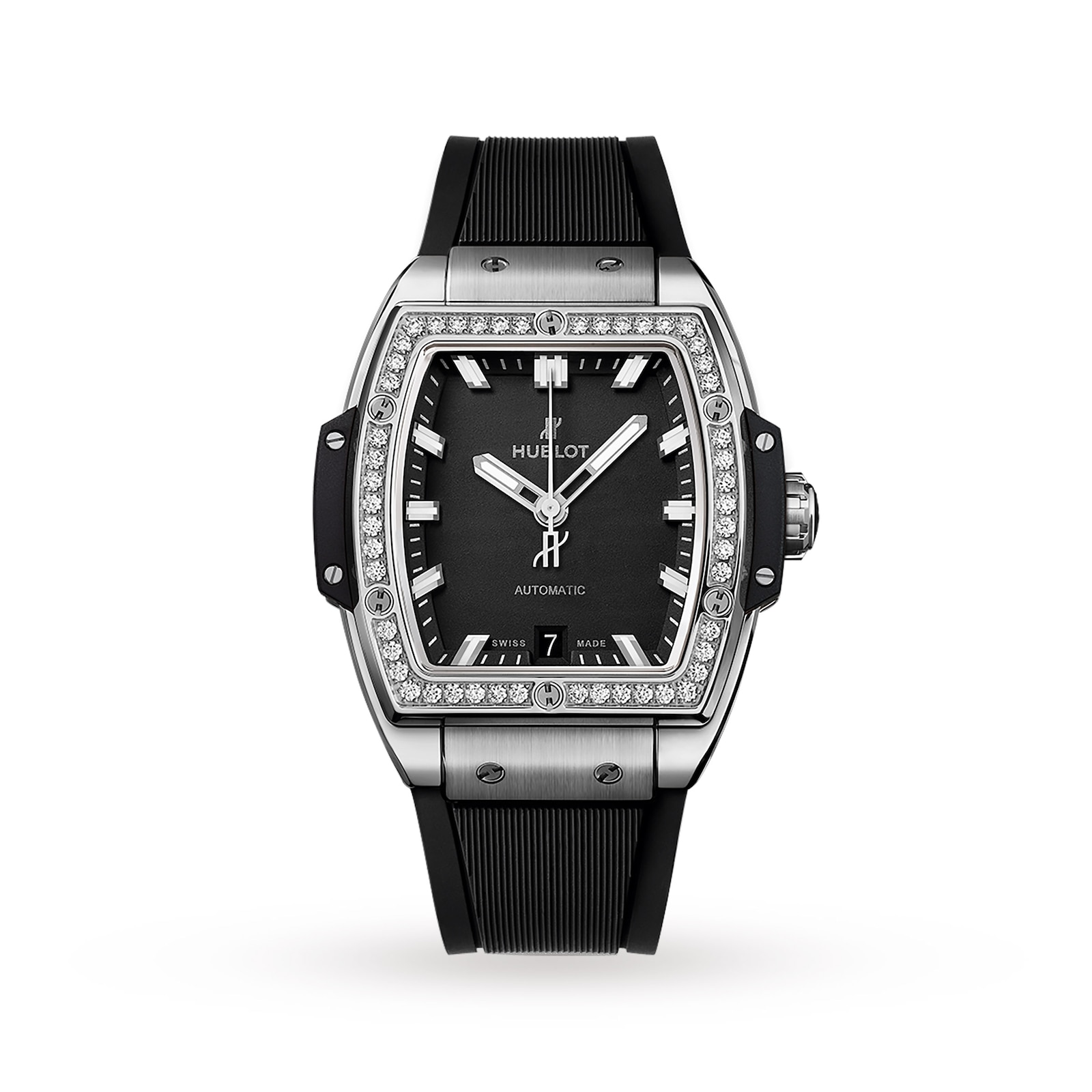 Hublot Hublot Spirit of Big Bang Titanium Diamonds 39mm Ladies Watch