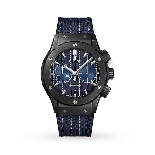 Hublot Classic Fusion Chronograph Italia Independant 45mm Mens Watch