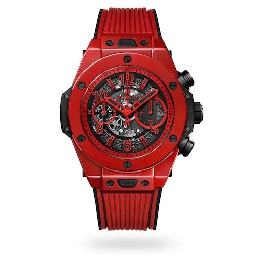 Hublot Big Bang UNICO Red Magic 45mm Mens Watch