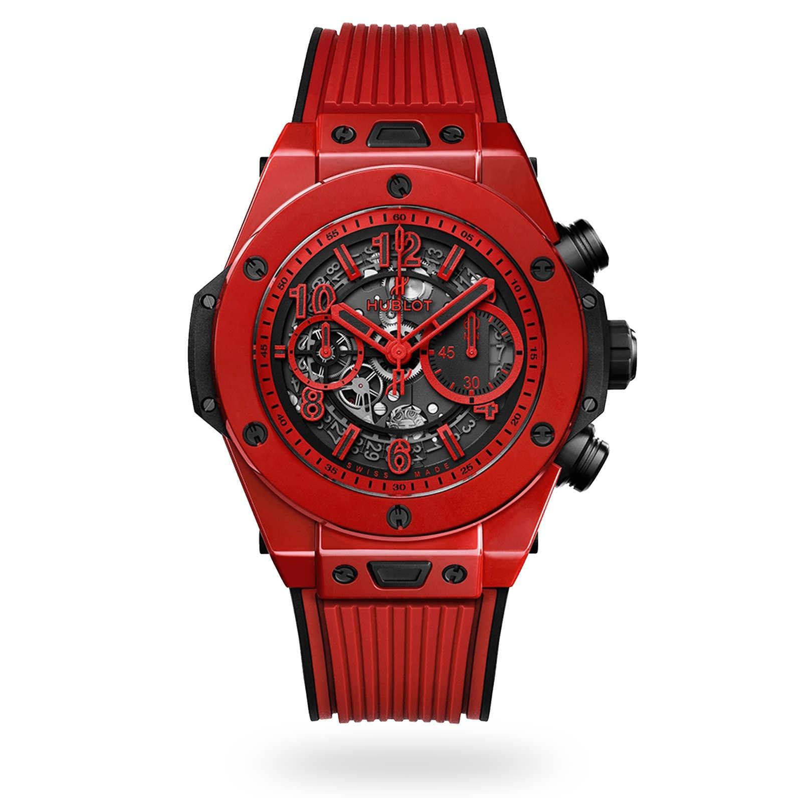 Hublot Hublot Big Bang UNICO Red Magic 45mm Mens Watch